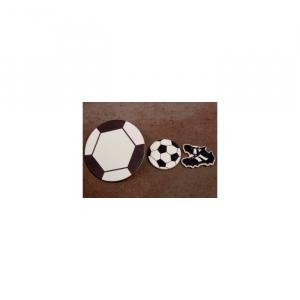 FINER FOTBALLSKO M/LIMPUTE 3,5X2,5CM 12S