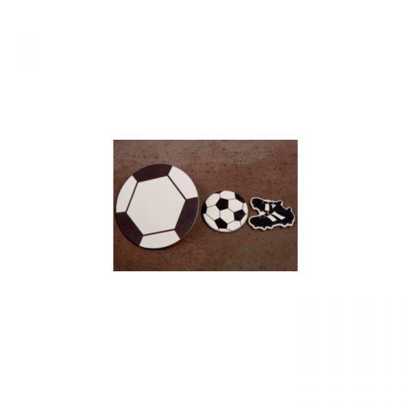 FINER FOTBALL M/LIMPUTE 3,5CM 12STK
