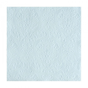 SERVIETTER LUNSJ ELEGANCE LIGHT BLUE