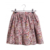 KRUTTER - DAGMAR SKIRT ROSE FLOWER