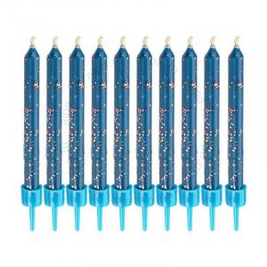 KAKELYS BLUE GLITTER