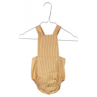 KRUTTER - VIGGE ROMPER YELLOW STRIPED