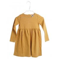 KRUTTER - EDITH DRESS MUSTARD