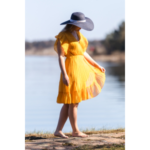 Mounce Wrap Dress