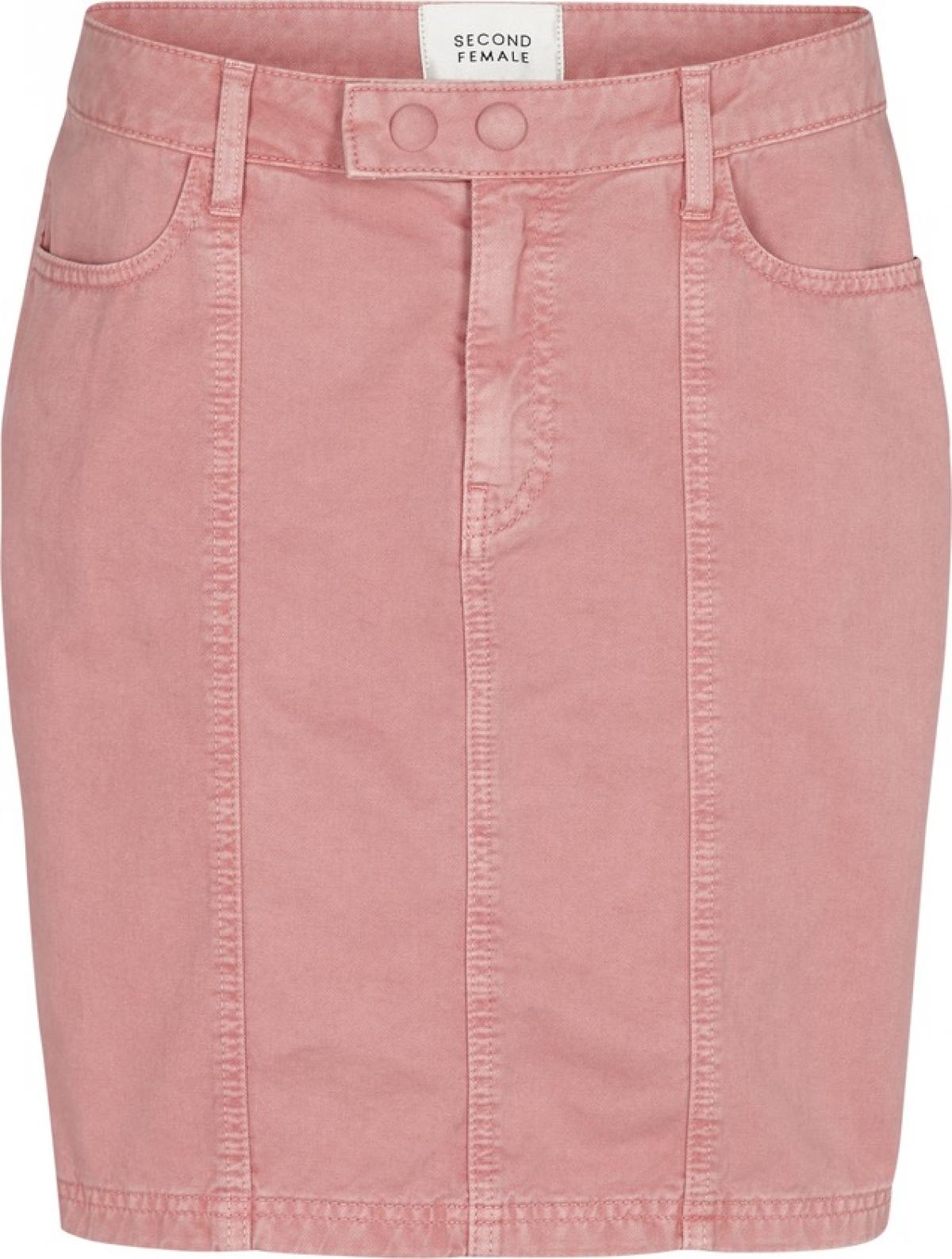 Jenny Denim Skirt