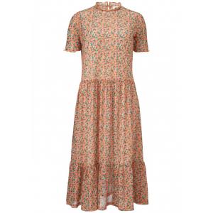 Ordwin Print Dress