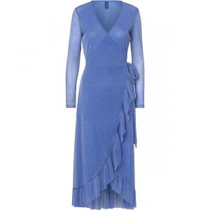 Nadia Dress Blue