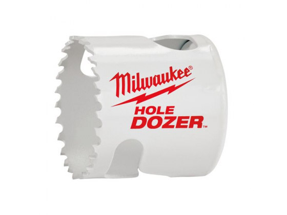 HULLSAG HOLE DOZER 25MM