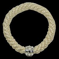 Kknekki Rhinestone Ivory