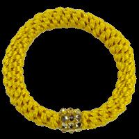 Kknekki Rhinestone Yellow