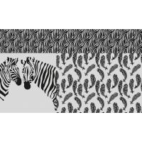 Jaquard paneler-Zebra