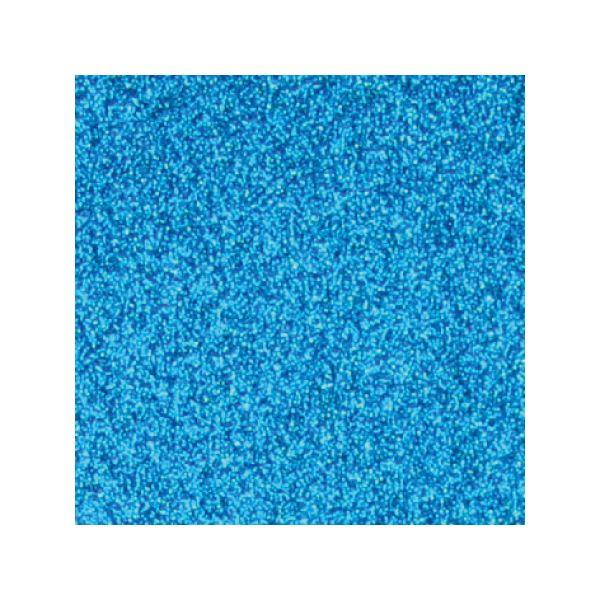 BC Glitterkartong – 12×12?  – Ocean Blue