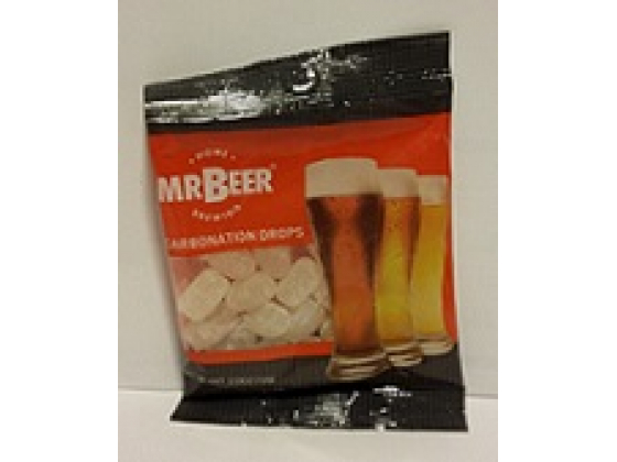 Mr. Beer Carbonation Drops (approx 22)