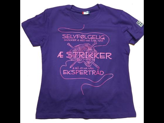 Eksperthjelp T-skjorte