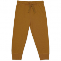 KONGES SLØJD - NEW EBI PANTS DARK HONEY