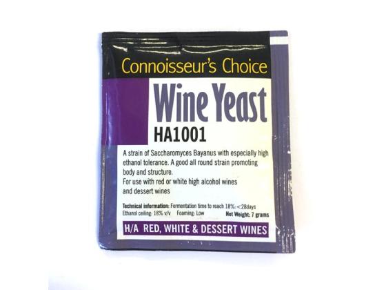 HA1001 - Connoisseur's Choice Wine Yeast