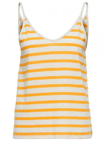 Ivy Strap Top Yellow