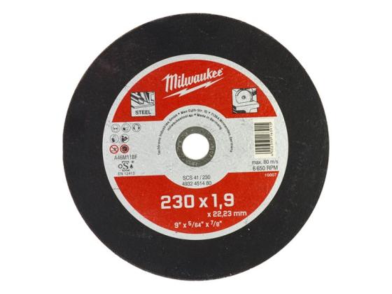 KAPPSKIVE METALL STD 230X1,9MM