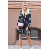 Sparkz TULA STRIPE DRESS