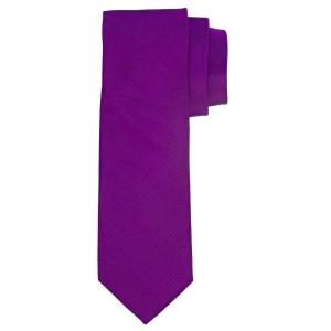 Aubergine farget slips