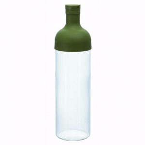 Hario Cold Brewed tea - filter in bottle