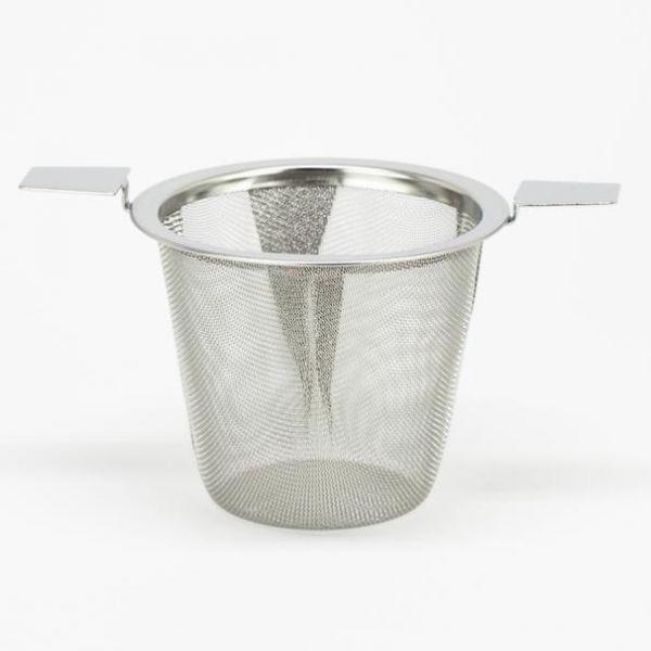Tesil med to hanker i stål ~ 7,5 cm