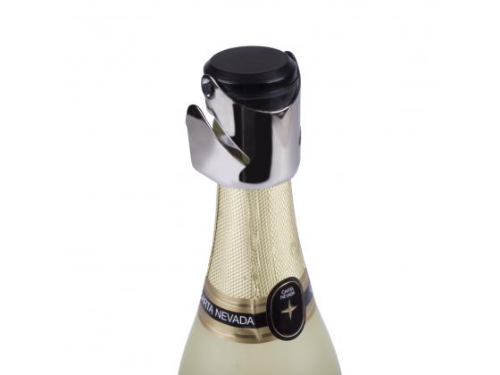 Champagnestopper chrome