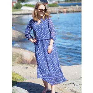 Woven Dress Maxi