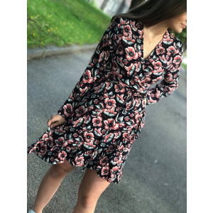 Sean Wrap dress