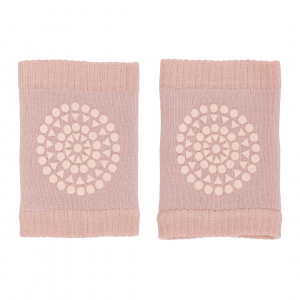 GOBABYGO - CRAWLING KNEEPADS DUSTY ROSE