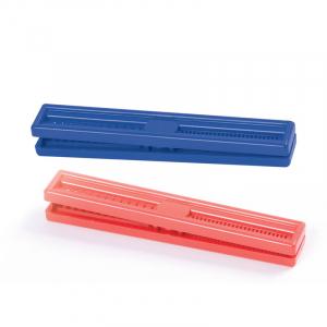 Båndsplitter m/metalltenner blå