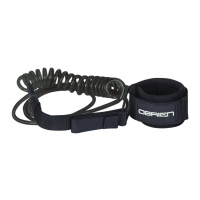 Obrian SUP LEASH 1PC BLACK