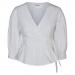 Cocouture Wrap Poplin Shirt