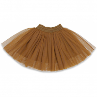 KONGES SLØJD - BALLERINA SKIRT DARK HONEY