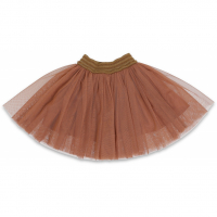 KONGES SLØJD - BALLERINA SKIRT TOFFEE