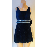 Marine Emipire Dress