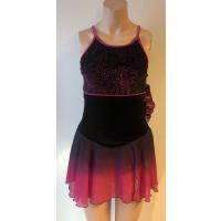 Black Cherry dress Medium