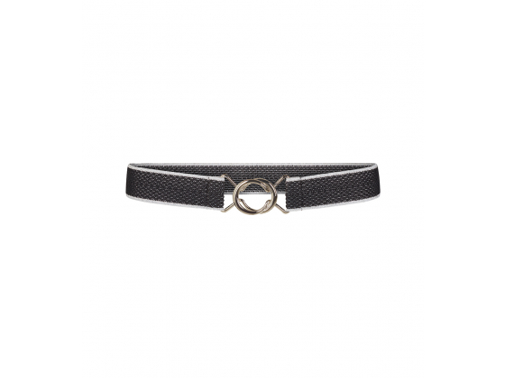 Cocouture Friday Lurex belt