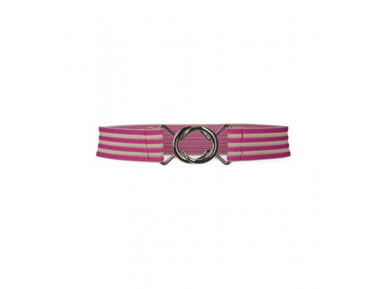 Cocouture Violetta Lurex belt
