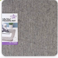 Wool Pressing Mat 13-1/2in x 13-1/2in x 1/2in Thick