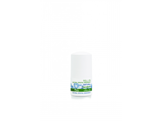 Crystal deodorant roll-on natural
