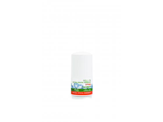 Natural crystal deo roll-on Spring