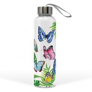 Vannflaske Tropical Butterflies