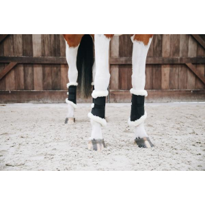 Kentucky turnout boots air- Brun og svart