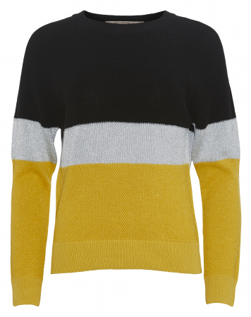 Albina Knit Yellow