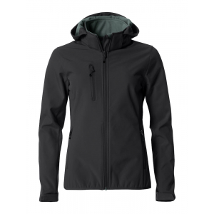 Basic Hoody Softshell Ladies- mange farger