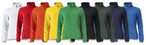 Basic Micro Fleece Jacket Ladies- Mange farger