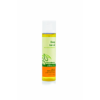Deep tan oil SPF 0