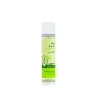 Hair dry oil