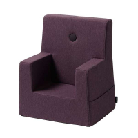 BY KLIPKLAP - KK KIDS CHAIR (PLOMME/PLOMME)